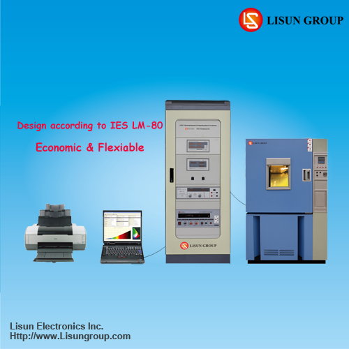 Led Optical Aging Test Instrument