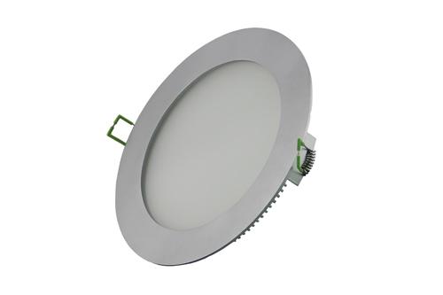 Led Panel Light Square Round Lamp