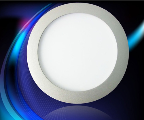 Led Panel Round Dia240mm 18w Natural White With Dali Dimmable And Emergency