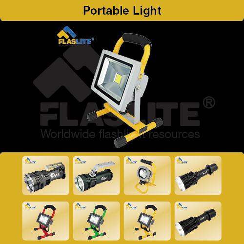 Led Portable Flood Light Flaslite