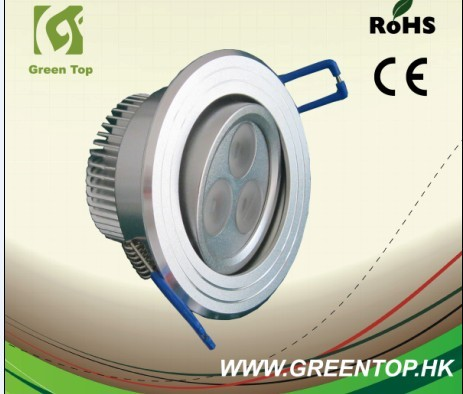 Led Slim Down Light 2w