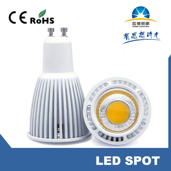 Led Spotlight Xb 7wcob B