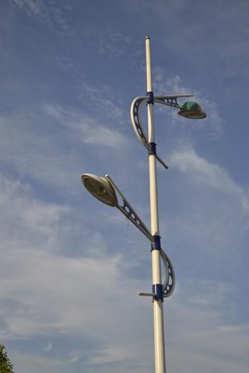 Led Street Light Road Lamp High E40 Lumens