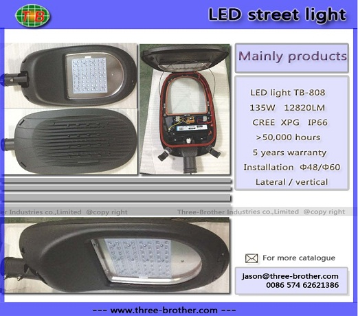 Led Street Lights Produce According To Customers Requirements