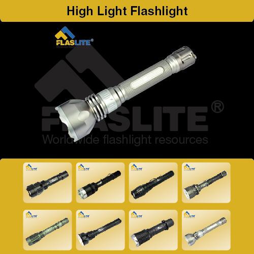 Led T6 High Light Flashlight Flaslite