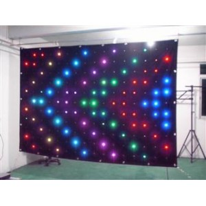 Led Video Curtain Clothes De 001