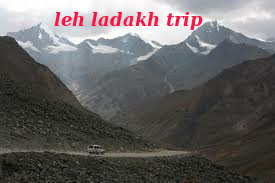 Leh Ladakh Awaits For Adventure In Quiet Mountains