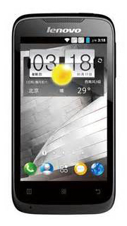 Lenovo A269 3 5 Inch Tft Touch Screen Dual Core 3g Mobile