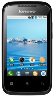 Lenovo A305e 3 5inch Android 2 3g Cdma Gsm Smartphone