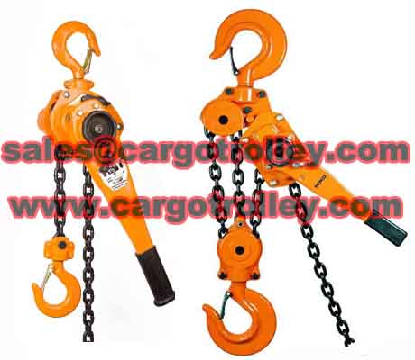 Lever Chain Hoist With High Quality