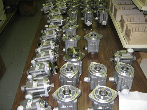 Lf73 Luk Ixetic Power Steering Pumps 2106752 Am106752 542016910 3936350 Vol