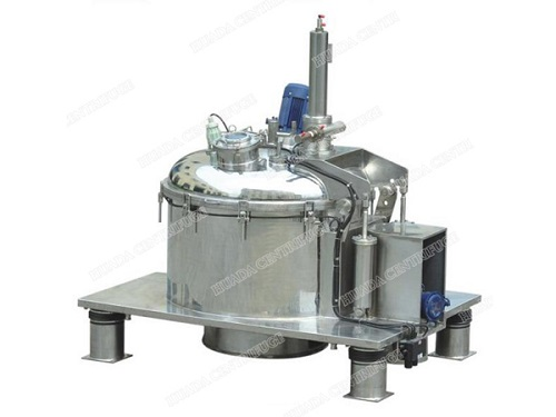Lgz Pgz Automatic Bottom Discharge Scraper Centrifuges With Base Plate