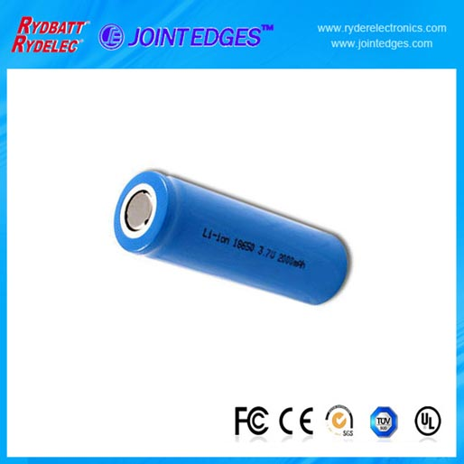 Li Ion 18650 3 7v 2000mah Rechargeable Battery