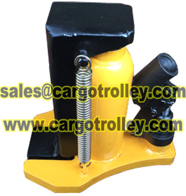 Lifting Toe Jack Classify And Applications