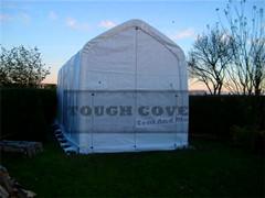 Light Cheap Model Boat Shelter Storage Tent