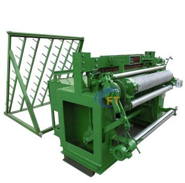 Light Duty Full Automatic Welded Wire Mesh Machine