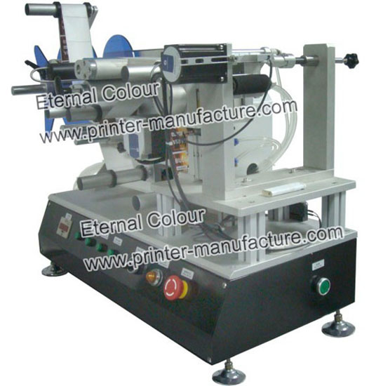 Lighters Labeling Machine