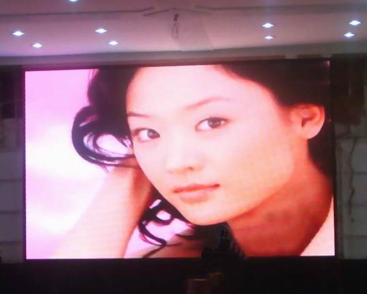 Lightweight P6 Indoor Full Color Led Screen