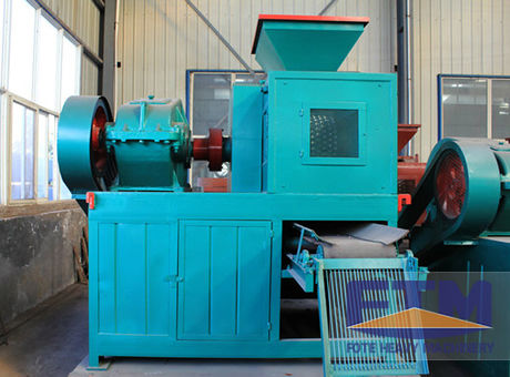 Lime Powder Briquetting Machine