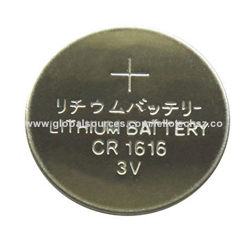 Limno2 Button Cell Battery Cr1616 3 0v Good Quality Ic Card Memory Cards Electric Keys Coin