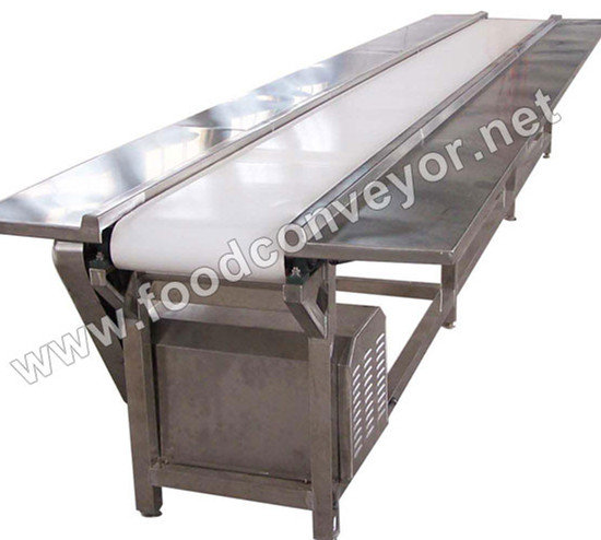 Linear Type Food Grade Belt Conveyor
