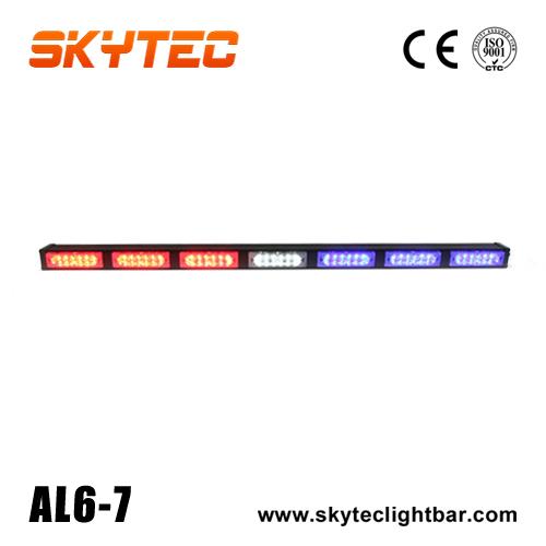 Linear6 Led Traffic Advisor Light Bar Al6 7