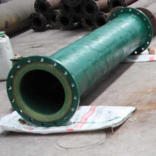 Lined Polyurethane Tailing Conveying Pipe