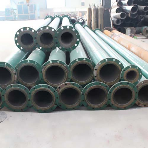 Lined Pu Tailing Conveying Pipe