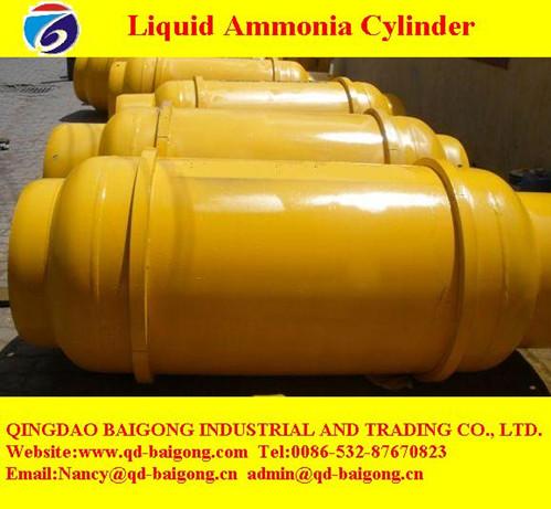Liquid Ammonia Cylinder