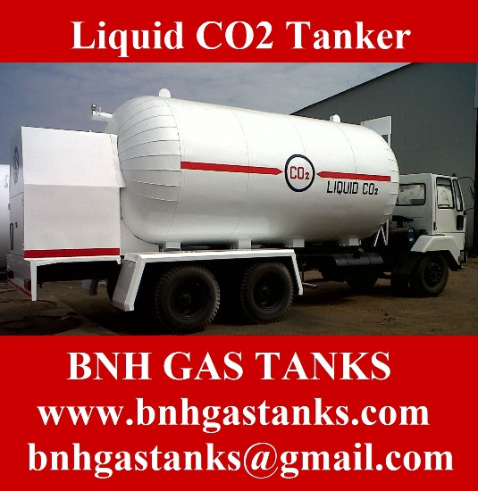 Liquid Co2 Gas Tanker