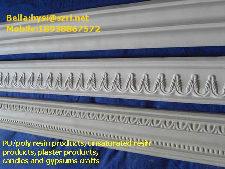 Liquid Molding Silicone Rubber For Cornice Molds