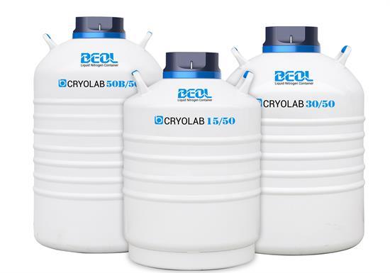 Liquid Nitrogen Tank Cryolab Series