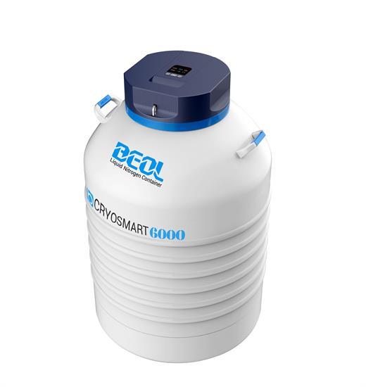 Liquid Nitrogen Tank Cryosmart Series
