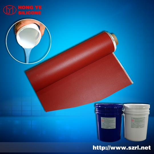 Liquid Silicone Rubber For Coating Textiles
