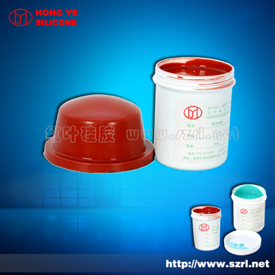 Liquid Silicone Rubber For Pad Printing