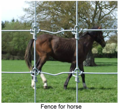 Livestock Fencing For All Types Of Domestic Animals