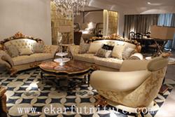 Living Room Furniture Sofa Set Antique Ti 025