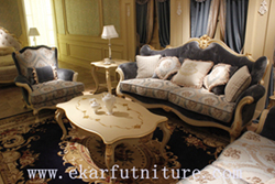 Living Room Sofa Antique Classical Ff 1012