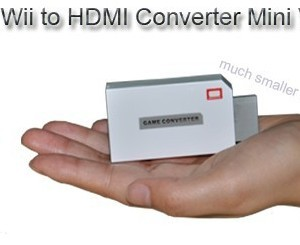 Lkv6000 Mini Wii To Hdmi Converter