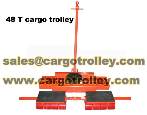 Load Moving Rollers Manufacture