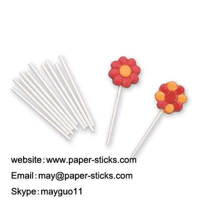 Lollipop Paper Stick