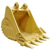 Long Life Time High Quality Standard Heavy Duty Rock Excavator Bucket