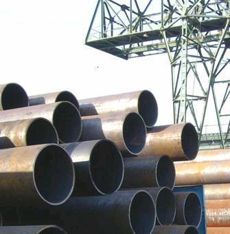 Longitudinal Welded Pipe 2mm 80mm Steel Gb T3091 2008 Manufacturer
