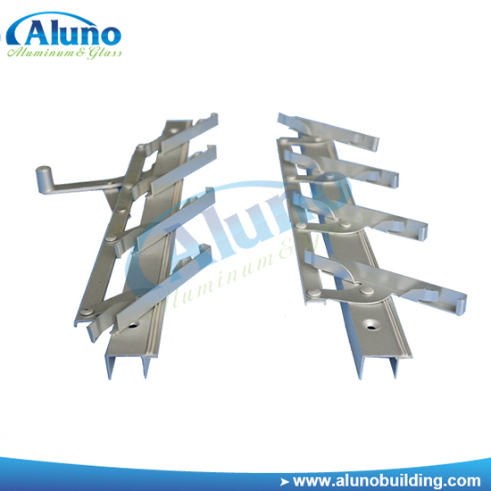 Louver Frame With Outside Slot Hull Design Hot Sale