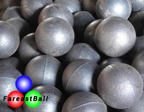 Low Chrome Cast Balls