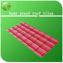 Low Heat Conduction And Thermal Insulation Sound Roof Tile