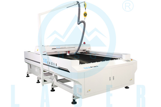 Low Power 150w Acrylic And Wood Laser Cutting Bed