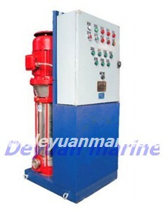 Low Pressure Water Base Fire Fighting System