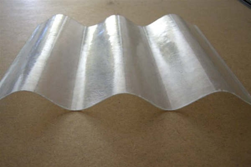 Low Price Durable Frp Transparent Roofing Tiles
