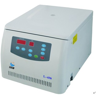 Low Speed Benchtop Centrifuge L 450